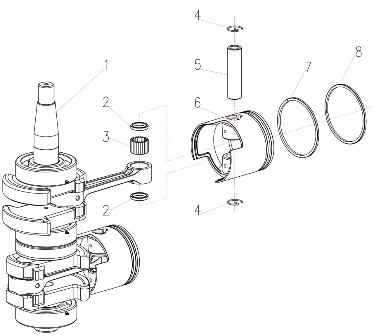 T20 Spare Parts