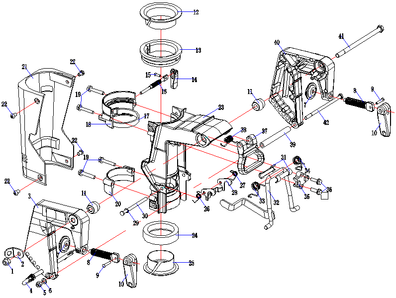 T3 Spare parts