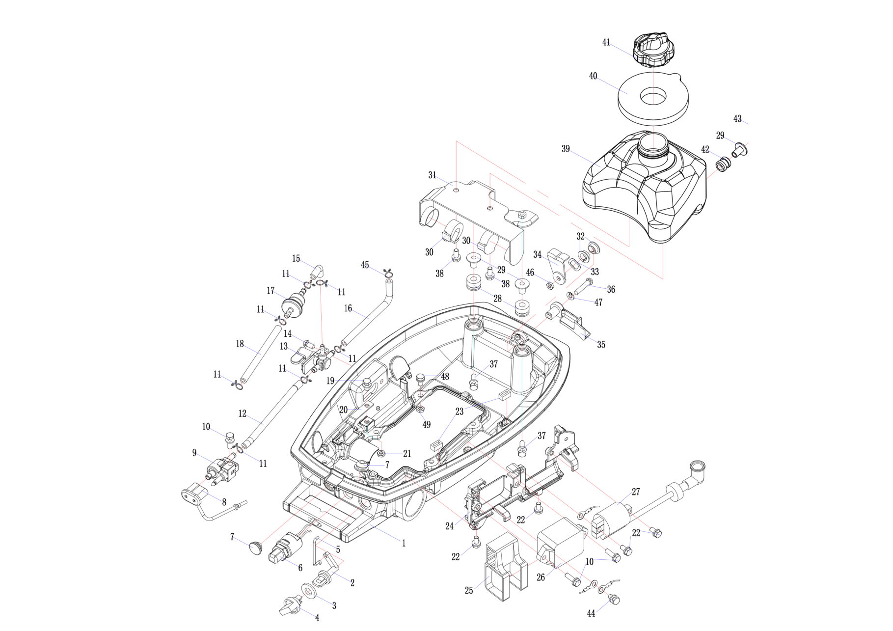 T5 Spare parts