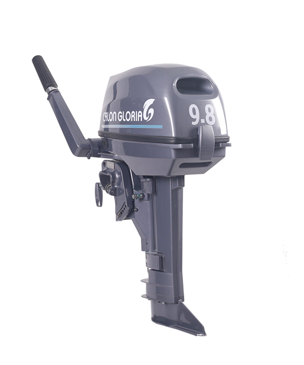 9.8 HP Outboard Motor
