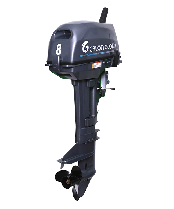 8 HP Outboard Motor